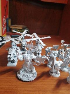 Warhammer 40k Coleccion Orks/orkos Original Viejos