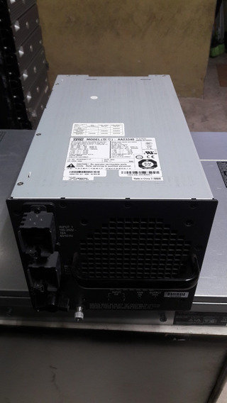 Fonte Ac Para Chassis Catalyst 6500 (ws-cac-6000w)
