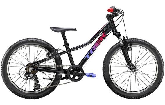 Bicicleta Trek Precaliber Rodado 20 7 Velocidades Girls