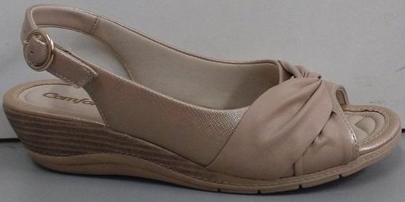 Sandalia Feminina Confortflex 1896403