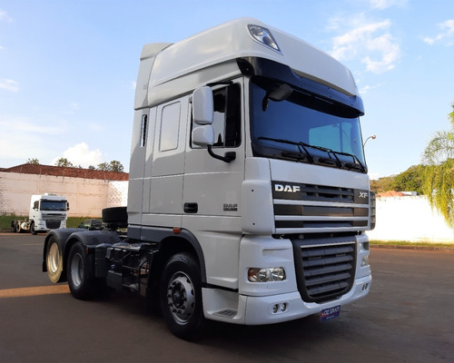 Daf Xf105 460 6x2 Ano 2018/18 Super Space Completo