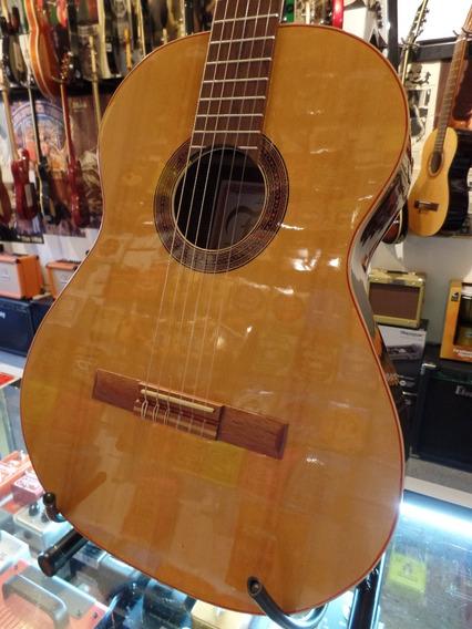 Guitarra Clásica Criolla Fonseca Modelo 50 Estudio Superior