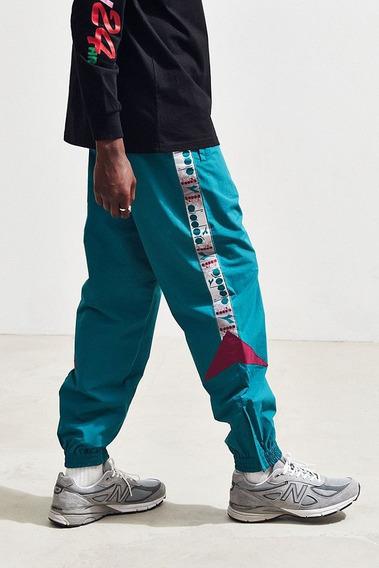 Pantalón Deportivo Diadora, Importado Modelo Inedito