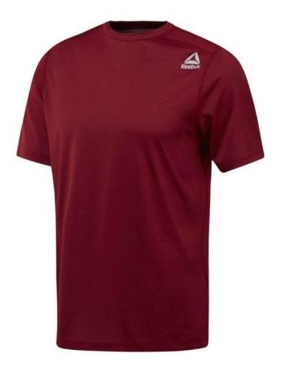 Camiseta Para Hombre Reebok Active Move