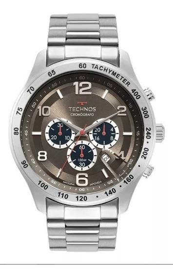 Relógio Technos Masculino Cronógrafo Js25cg/1c