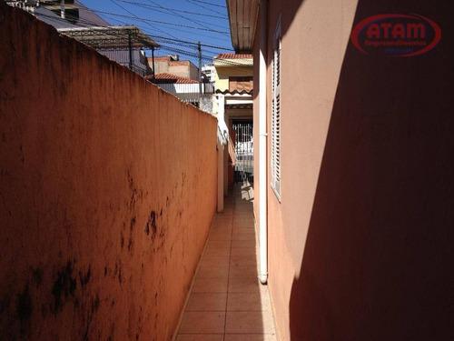 Imagem 1 de 9 de Terreno Com 3 Casas Alugadas - Ca0687