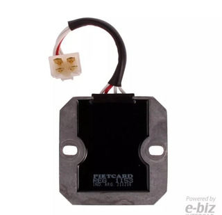Regulador Voltaje 1153 Pietcard Xt 225 Ttr 250 Solomototeam