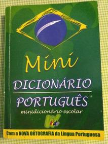 Mini Dicionário Português