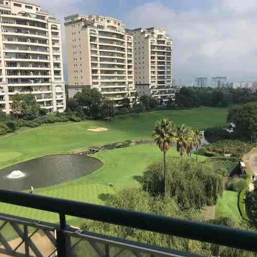 Departamento Renta Club De Golf Bosques De Las Lomas