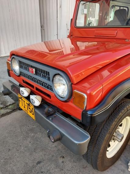 Daihatsu F50 Diesel