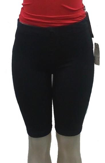 Bermuda Feminina Cotton 8 Plus Size 52 54 56