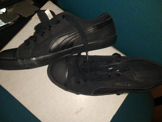 Zapatillas Puma Ibiza Nº43 Color Negro