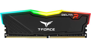 Memoria Ram Ddr4 8gb 3200mhz Teamgroup T-force Delta Rgb /vc