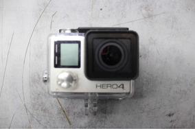Gopro Black Hero 4 - 2 Baterias E Carregador Duplo Original