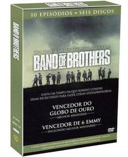 Band Of Brothers - Tom Hanks - Steven Spielberg - Lacrado