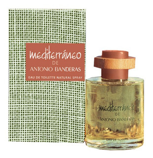 Perfume Original A. Banderas Mediterráneo 100ml / Superstore
