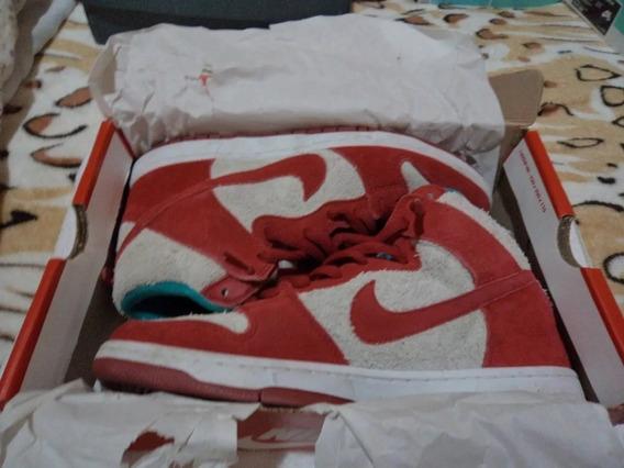Tênis Nike Dunk High Premium Sb