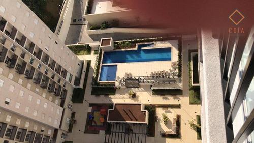 Apartamento Com 3 Dormitórios, 55 M² 3 Dorms, Sendo 1 Suíte, 1 Vaga, R$ 550.000,00 - Ap48830