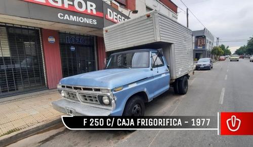 Ford F 250 C/ Caja Frigorifica