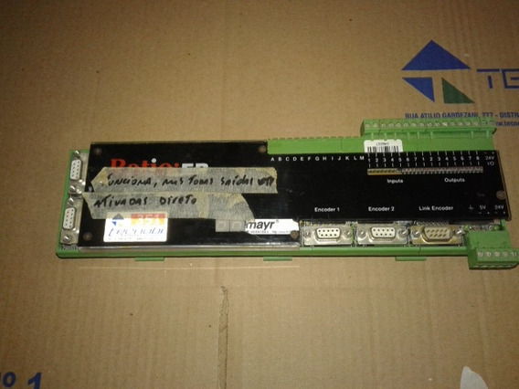 01388-*** Placa Cod.046007 Quin Systems Trc-1 Iss. F Cpd523