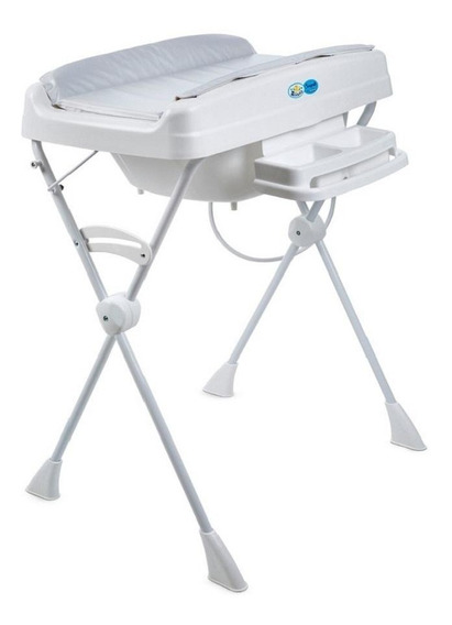 Banheira Para Bebê Burigotto Millenia - Branco