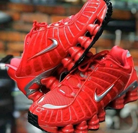Nike Shox 12 Molas Frete Grátis