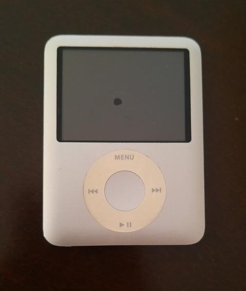 iPod Nano (3ª Geração) + Ihome (ih5b)