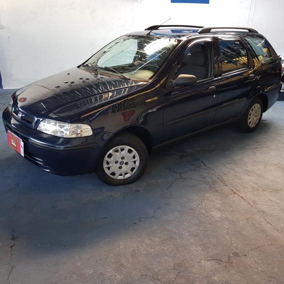 Fiat Palio Weekend 1.0 Elx 2002 Impecavél