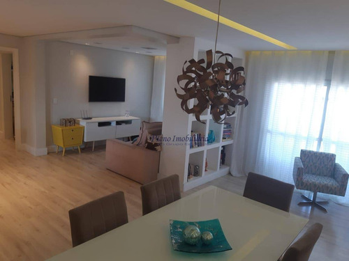 Imagem 1 de 30 de Apartamento Com 3 Dormitórios À Venda, 160 M² Por R$ 1.100.000,00 - Tremembé - São Paulo/sp - Ap0878