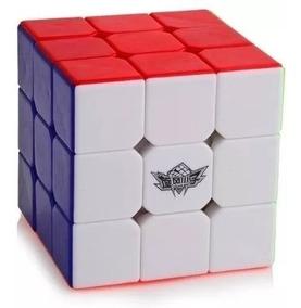 Cubo Mágico Profissional 3x3x3 Macio Stickerless