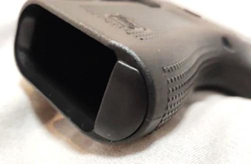 Imagen 1 de 3 de Tapón Cubre Polvo Para Empuñadura Glock