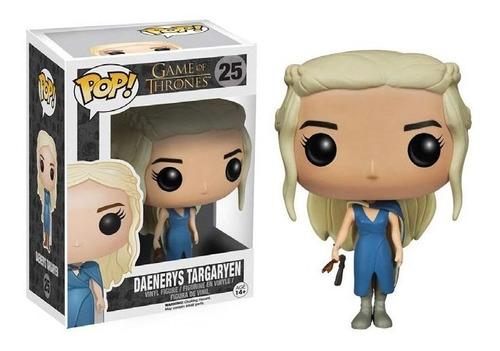 Figura Funko Pop 25 Daenerys - Game Of Thrones