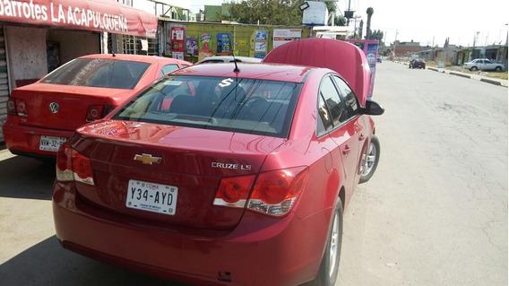 Chevrolet Cruze 1.8 C Ls Aa Cd Mp3 R-16 At 2011