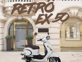 Shineray Retro 50cc Ex