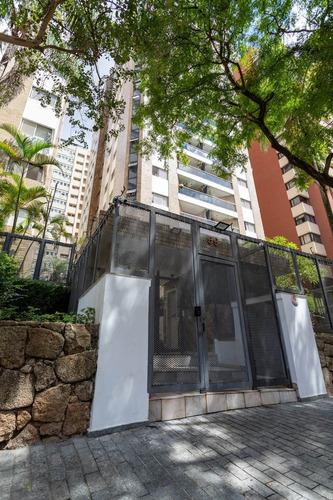 Imagem 1 de 28 de Apartamento À Venda No Bairro Moema - São Paulo/sp - O-4661-11945
