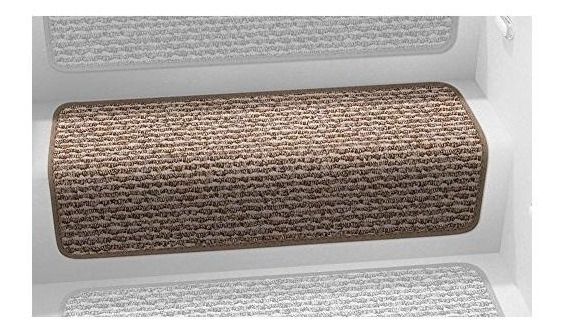 Prest-o-fit 5-0072 Decorian Step Huggers Para Escaleras De R