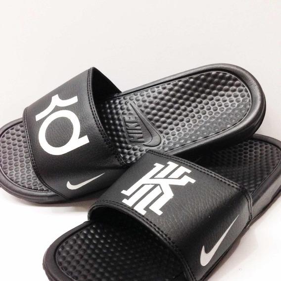 Cholas Chancletas Nike Air Kirye Irving Kd Caballeros Jordan