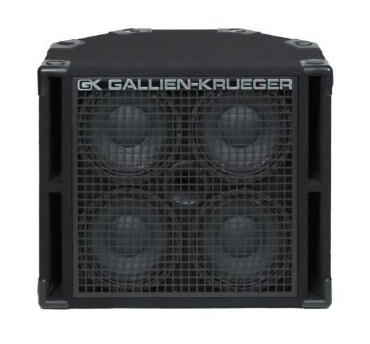 Caixa Gallien Krueger Gk 410 Rbh/8 Para Baixo 800w G8