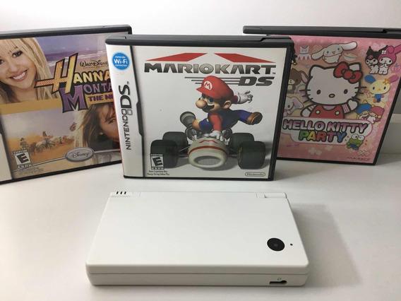 Nintendo Dsi Branco - Completo Na Caixa!