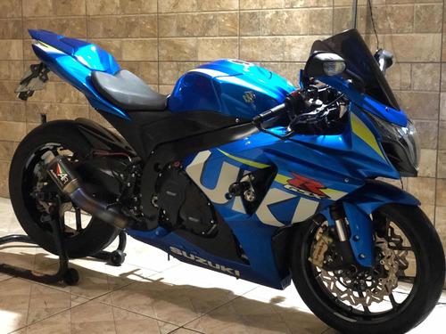 Imagem 1 de 15 de Suzuki Gsxr 1000 Moto Gp