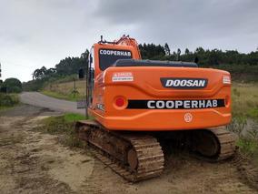 Escavadeira Hidraulica Doosan 140