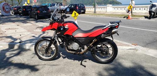 Imagem 1 de 15 de Bmw G 650 Gs Vermelha 2012/2012