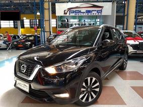 Nissan Kicks Sl 1.6 Flex Cvt 2017 Top De Linha!