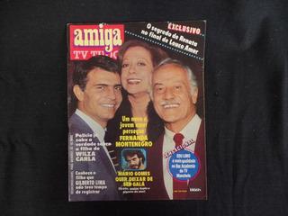 Revista Amiga - Nº 695 - Inclui Mário Gomes / Fernanda Monte