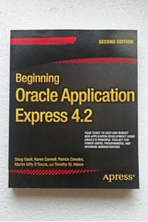 Libro Beginning Oracle Application Express 4.2