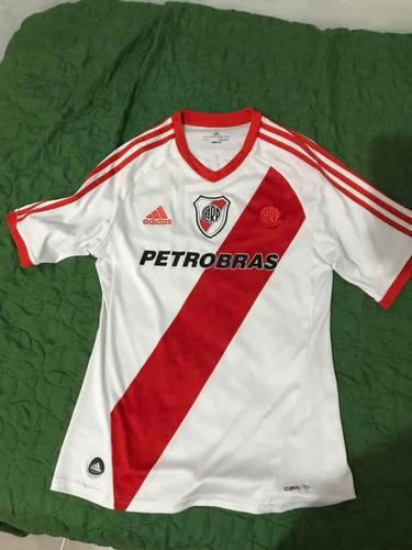 Camiseta River Plate Titular Petrobras 2011 Original