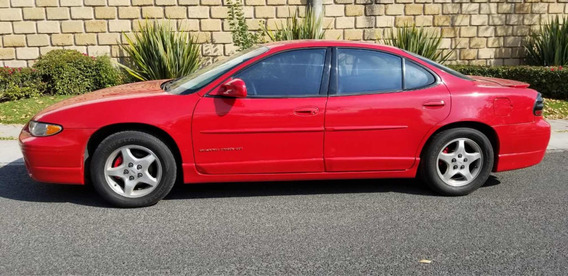 Pontiac Grand Prix Gt Sedan Mt 1997