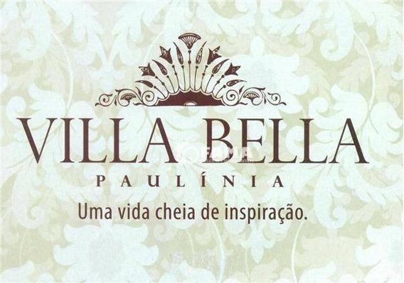 Terreno À Venda, 375 M² Por R$ 320.000 - Condomínio Villa Bella Livorno - Paulínia/sp - Te0583