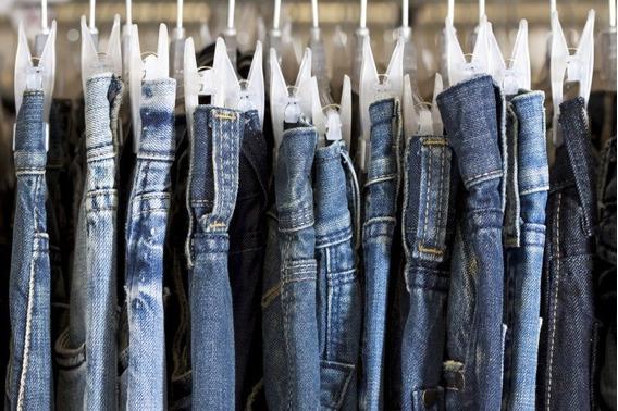 100 Piezas De Pantalon De Mezclilla
