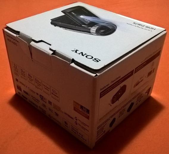 Handycam Sony Com Projetor Hdr Pj675 Direto Do Japão